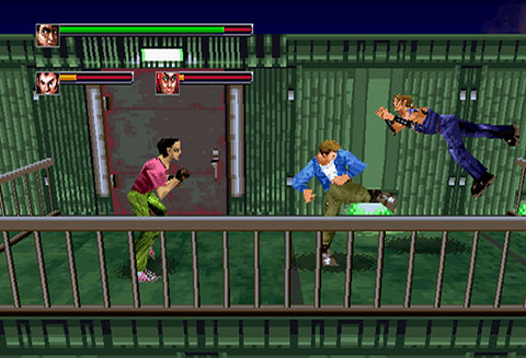 Die Hard Arcade Screenshot