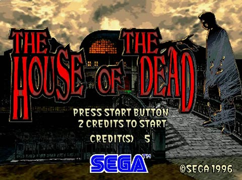 The House of the Dead Title