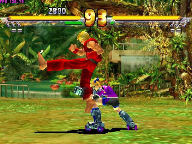 Street Fighter EX2 Screenshot