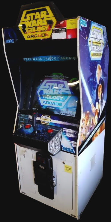 Star Wars Trilogy Arcade - Cabinet