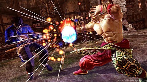 Tekken 6: Bloodline Rebellion Screenshot