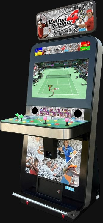 Virtua Tennis 4 Cabinet